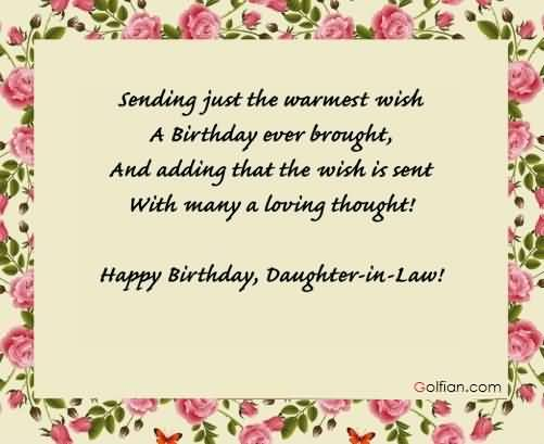daughter in law birthday card messages ; Cute-Message-Birthday-Wishes-For-Daughter-In-Law-Greetings