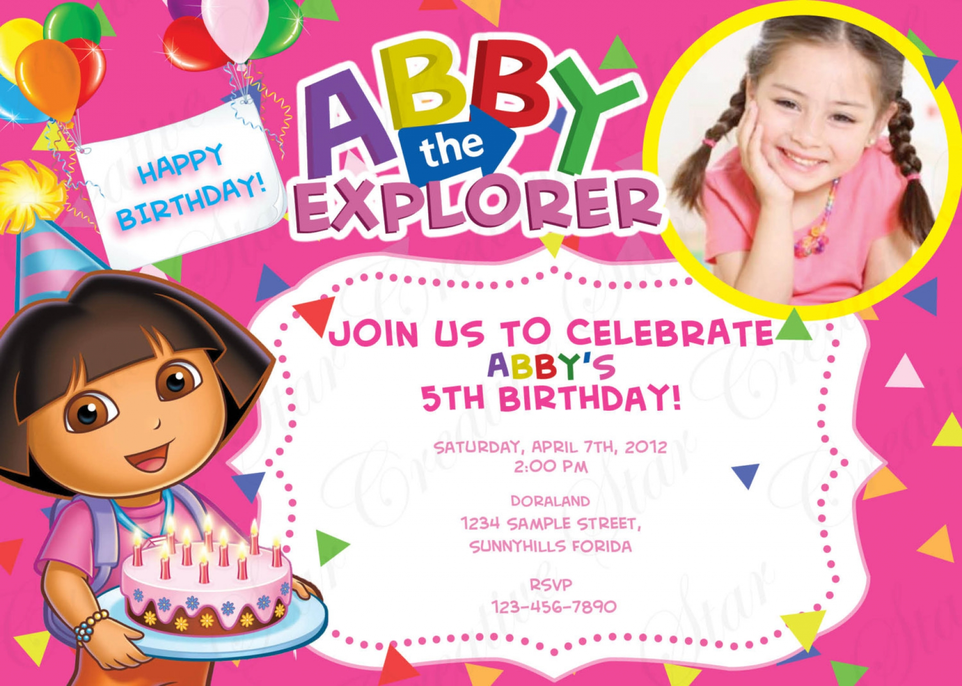 design birthday invitations online for free ; Customized-Birthday-Invitation-Cards-Online-Free