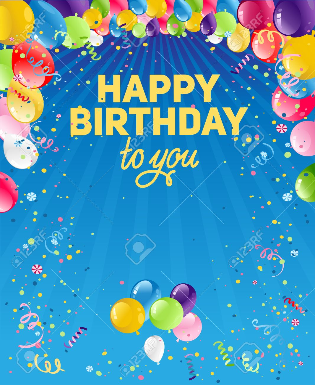design for birthday banner ; 71830781-holiday-template-for-design-banner-ticket-leaflet-card-poster-and-so-on-happy-birthday-background-an