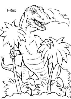 dinosaur birthday coloring pages ; ae924946d4aaa49a83c2044b9649cee3--colouring-pages-for-kids-coloring-books