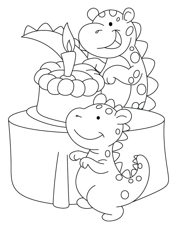 dinosaur birthday coloring pages ; free-dinosaur-pictures-to-print-and-color-dinosaur-celebrating-his-birthday-coloring-pages-free-dinosaur-pictures-to-print-and-color