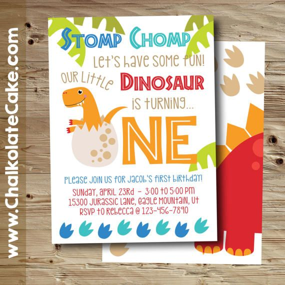 dinosaur birthday invitations with photo ; e8c57fb327802e1086c3f66e44e898e2