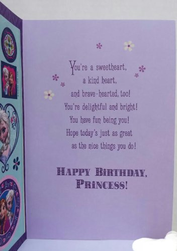 disney birthday greeting cards ; Greeting-Card-Disney-Frozen-Birthday-Girl-Todays-Your-Day-with-Stickers-0-0
