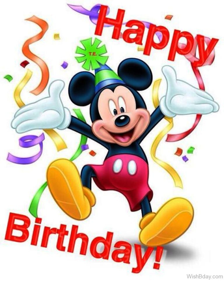 disney happy birthday images ; Happy-Birthday-With-Micky