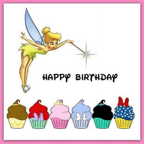disney happy birthday images ; tinkerbell_disney_birthday_meme1