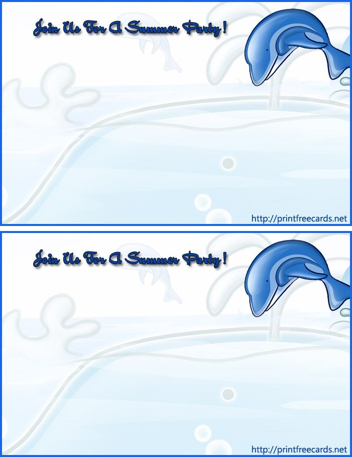 dolphin birthday invitations printable ; 5dd7f8502cfef6befa1394dd301ffc5f