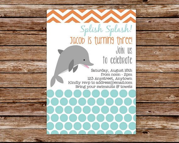 dolphin birthday invitations printable ; 8b8ffecd8120c7ff8c59b9a0fea23811