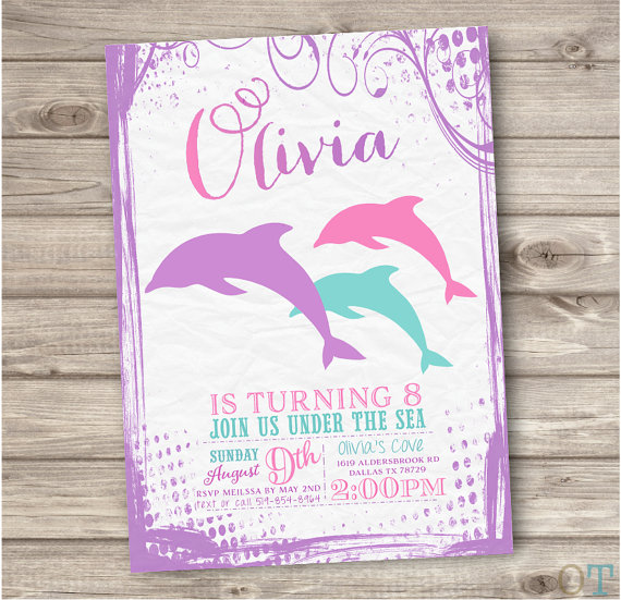 dolphin birthday invitations printable ; b0b7f8020e3c3466ca052af9ca447ad7