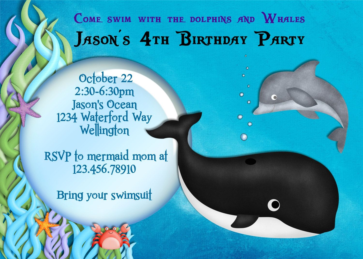 dolphin birthday invitations printable ; f1a1cff7bd3218d3a0599e23cc0fb29e