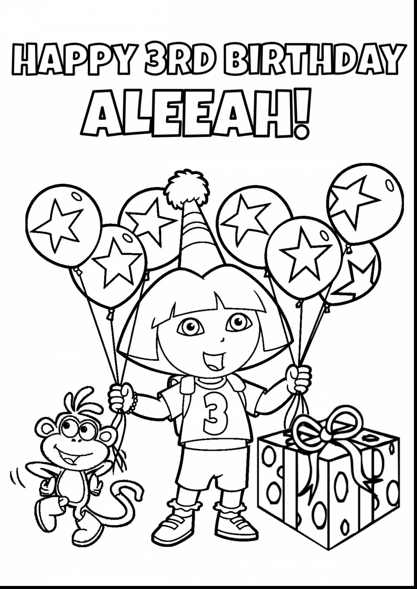 dora birthday coloring pages ; nick-jr-printing-coloring-pages-best-of-spectacular-dora-birthday-printable-with-go-collection