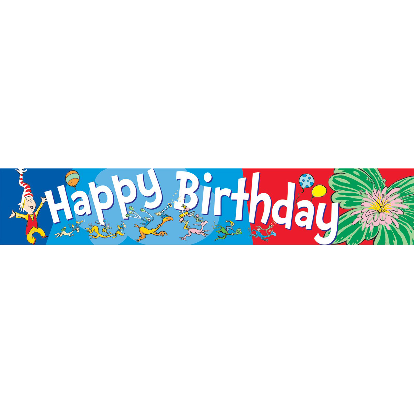 dr seuss happy birthday sign ; DRS-700-225991