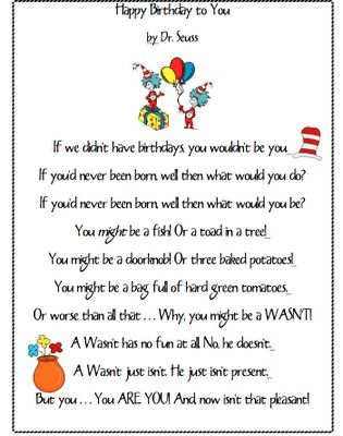 dr seuss happy birthday to you quotes ; 379d375b5b2f599be65dcd07be6444f9