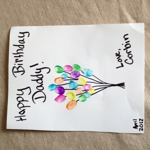 drawing ideas for dads birthday ; best-25-dad-birthday-crafts-ideas-on-pinterest-fathers-day-within-birthday-craft-for-dad