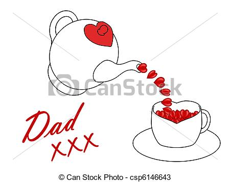 drawings for dads birthday ; birthday-fathers-day-card-to-dad-drawings_csp6146643