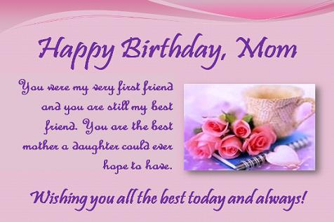 family birthday quotes ; Happy-birthday-quotes-from-mother
