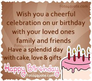 family birthday quotes ; birthday-ecard-quotes-wishes-13
