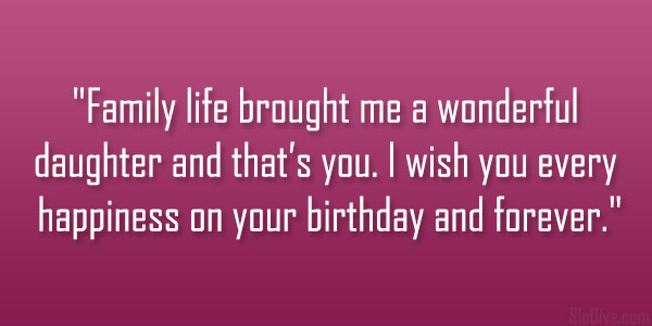 family birthday quotes ; family-life