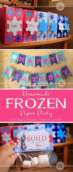 fancy birthday banner ; 1d9e610771c931c7f9375e716a8406fa--frozen-party-bags-frozen-birthday-party