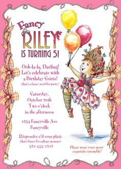 fancy nancy birthday invitation template ; fancy-nancy-party-invitations-is-the-best-theme-to-forge-your-delightful-Party-invitations-10