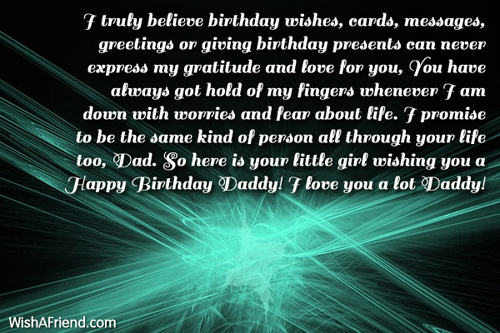 father's birthday card message ; 11659-dad-birthday-messages
