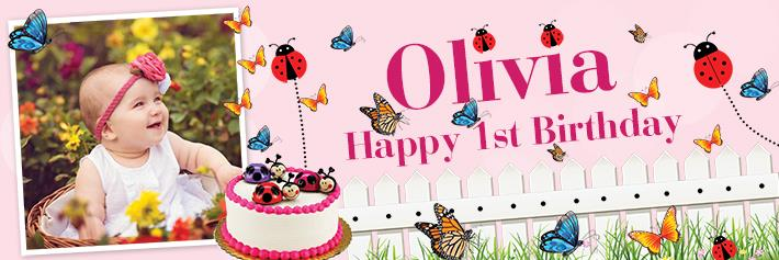 first birthday banner design ; 1st-birthday-banner-with-photo-bg08-aa-preview-2-1