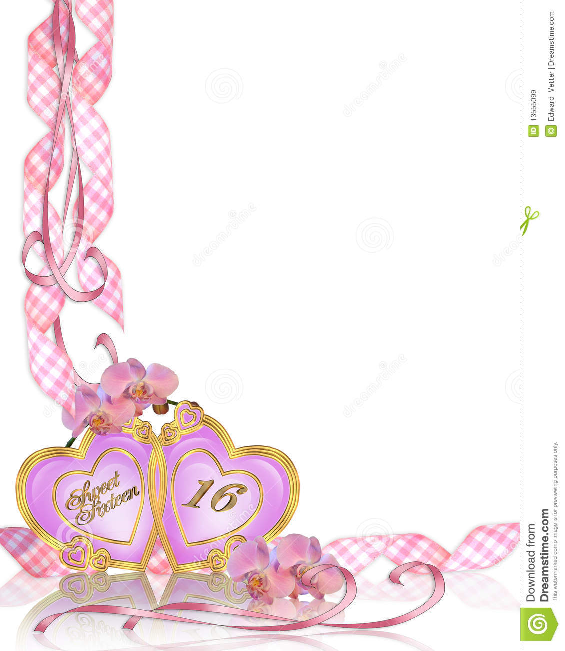 first birthday borders ; 16th-birthday-background-sweet-16-birthday-invitation-border-13555099