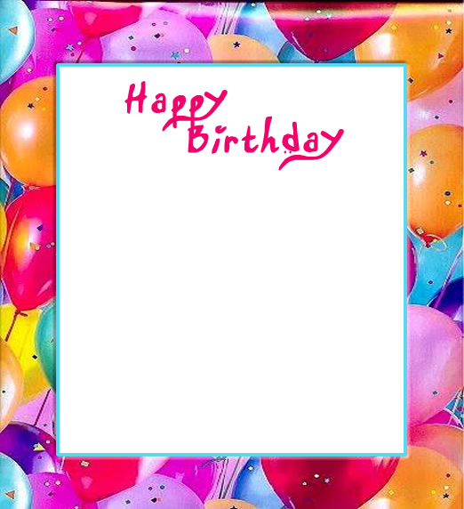 first birthday borders ; adult-birthday-borders-60ccd3-fun-birthday-borders-brightballoons