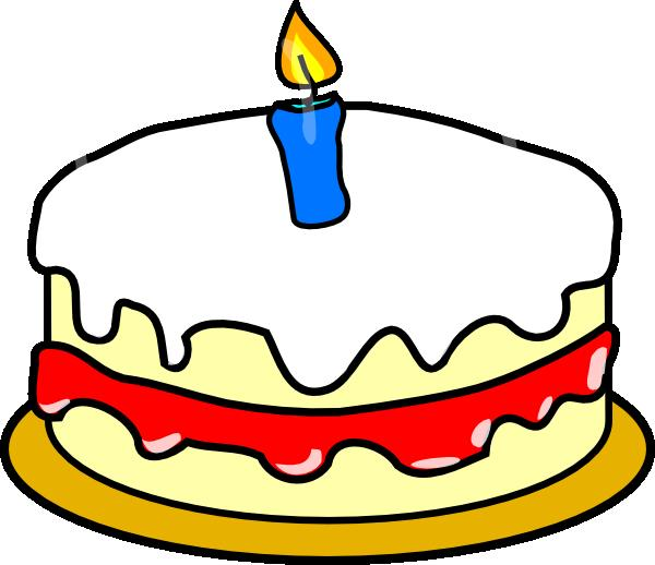 first birthday cake clipart ; first-birthday-cake-hi