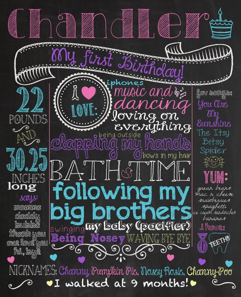 first birthday poster ideas ; da622795ce302bf8be10b34fbe22c086