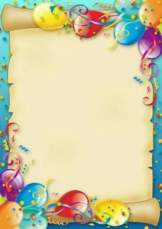 free birthday border paper ; 64d12d9a26a37075349a0a7270085689--birthday-clipart-birthday-cards