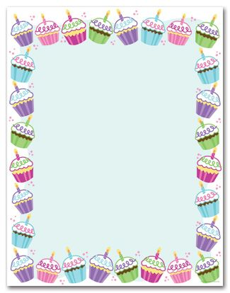 free birthday border paper ; free-printable-birthday-borders-and-frames-102-best-birthday-stationery-images-on-pinterest-stationery-download