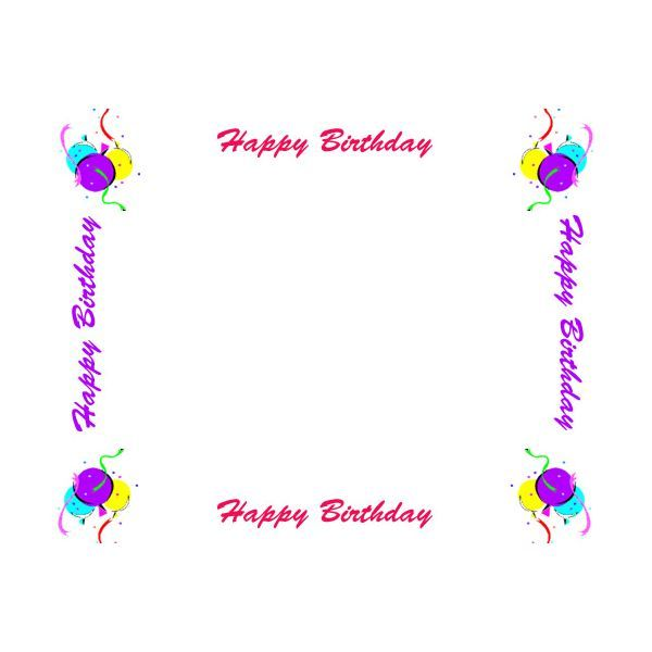 free birthday borders for microsoft word ; e52d9e701c202afde4a6f7b62c6c6a81--game-happy-star-girl