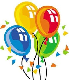 free birthday clip art pictures ; 6ca3978eb5aefdc9596209b728102b4c--projects-image