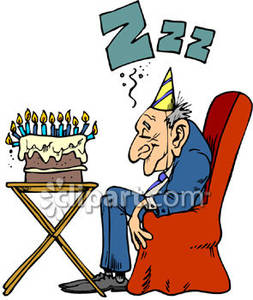 free birthday clipart for men ; free-birthday-clip-art-for-men-An_Old_Man_Sleeping_By_His_Birthday_Cake_Royalty_Free_Clipart_Picture_090427-222753-125009