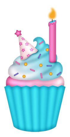 free birthday cupcake clipart ; c9117d527e1d72343b823135210422ca--birthday-clipart-art-birthday