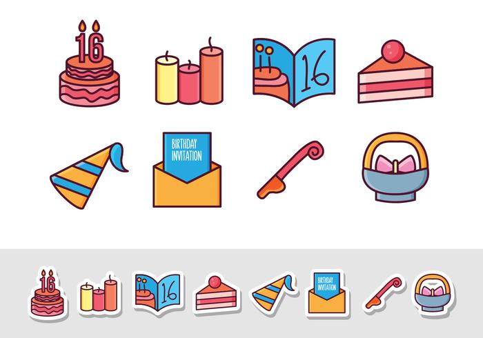 free birthday stickers ; free-birthday-sticker-icons-vector