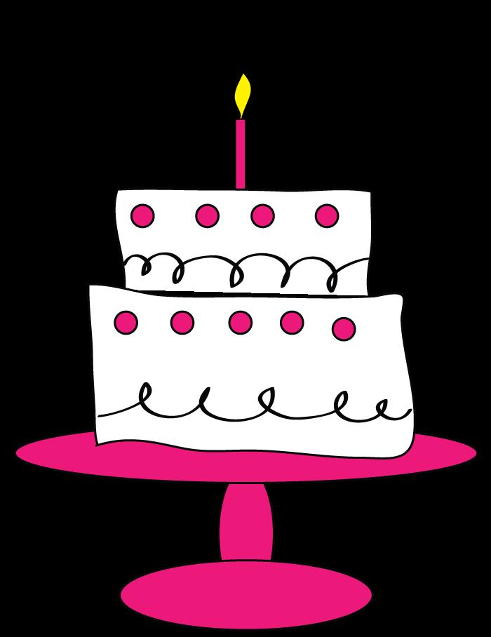 free clipart birthday cake black and white ; free-birthday-cake-clip-art-free-birthday-cake-clip-art-clipart-panda-free-clipart-with-white-and-pink-color-combination