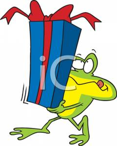 free clipart birthday presents ; A_Frog_Carrying_A_Giant_Birthday_Present_Royalty_Free_Clipart_Picture_090625-220587-712042