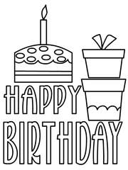 free coloring birthday cards to print ; tn-9EdE