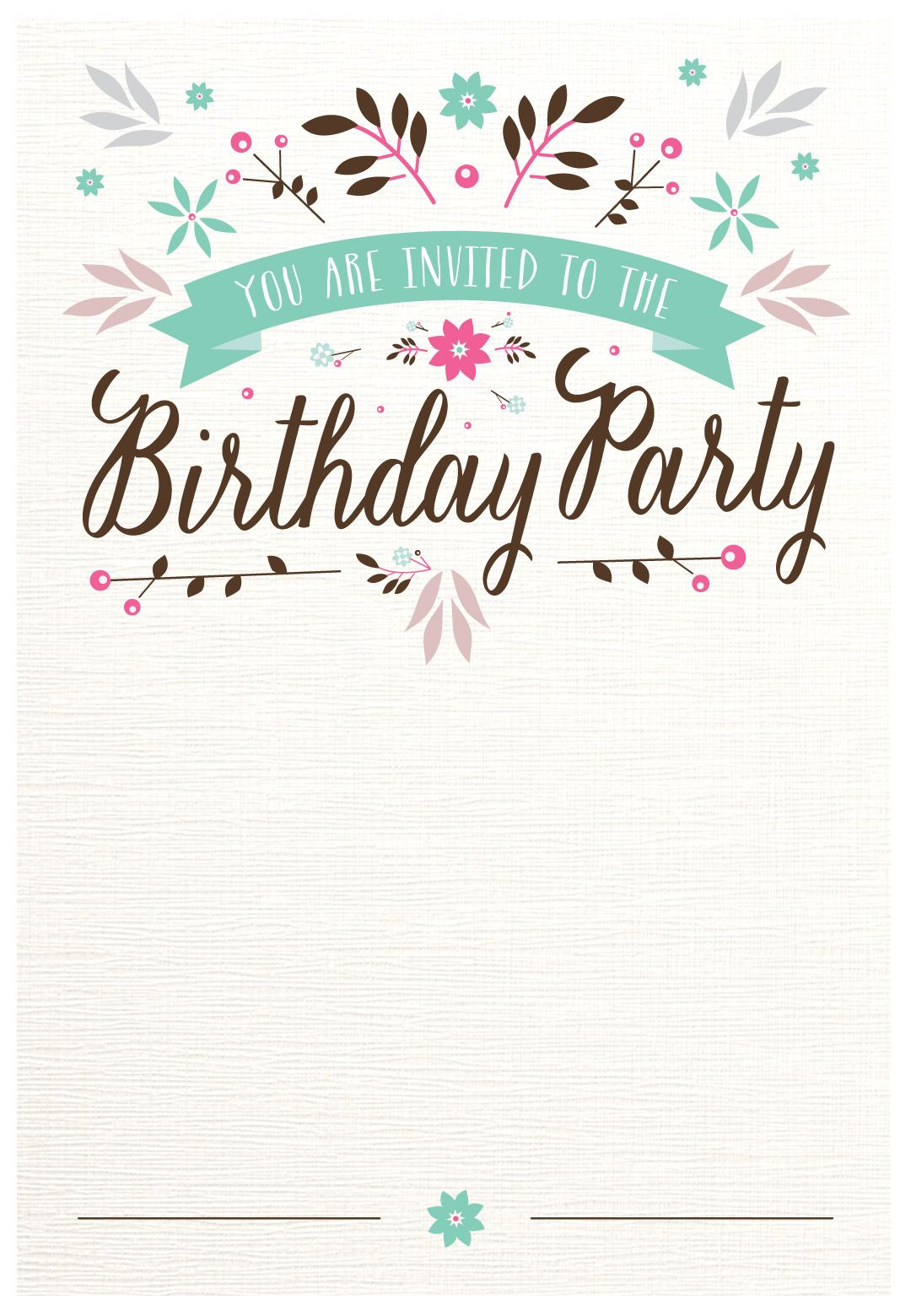 free customizable birthday invitation templates ; 24ec7eeae4067c318f3f0bc0a00248df