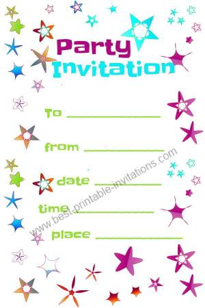 free customizable birthday invitation templates ; b0e3773a69fab9399ae63788e28bcb9e