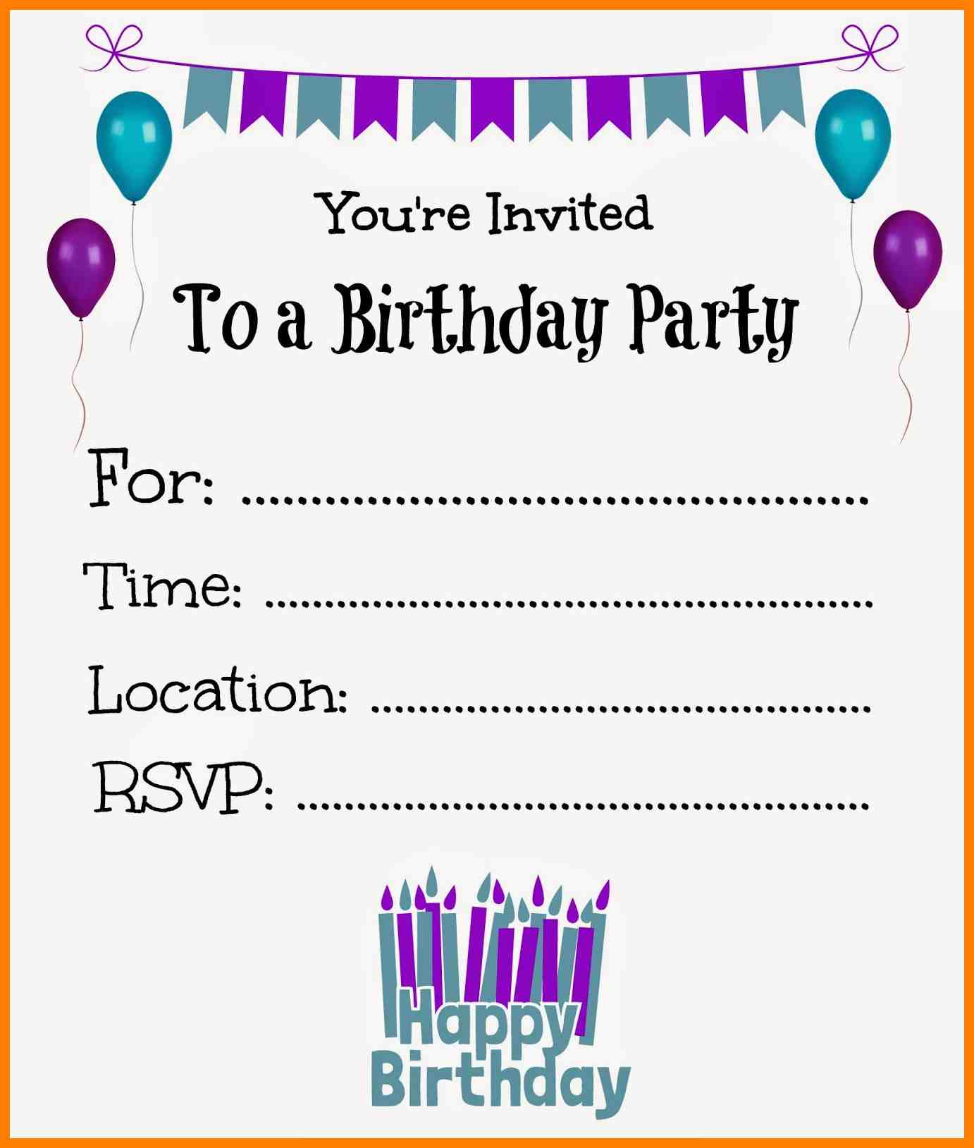 free customizable birthday invitation templates ; birthday-invitation-maker-captivating-birthday-party-invitation-maker-to-create-your-own-free-printable-birthday-invitations