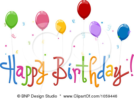 free happy birthday clip art for facebook ; 1059446-Royalty-Free-Vector-Clip-Art-Illustration-Of-Happy-Birthday-Text-With-Party-Balloons