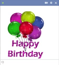 free happy birthday stickers for facebook ; happy-birthday-emoticon-smiley-with-sparkling-balloons
