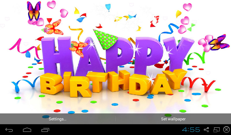 free happy birthday wallpaper for android ; 866006_2