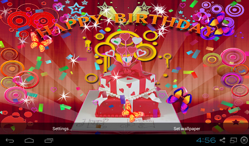 free happy birthday wallpaper for android ; 866006_3