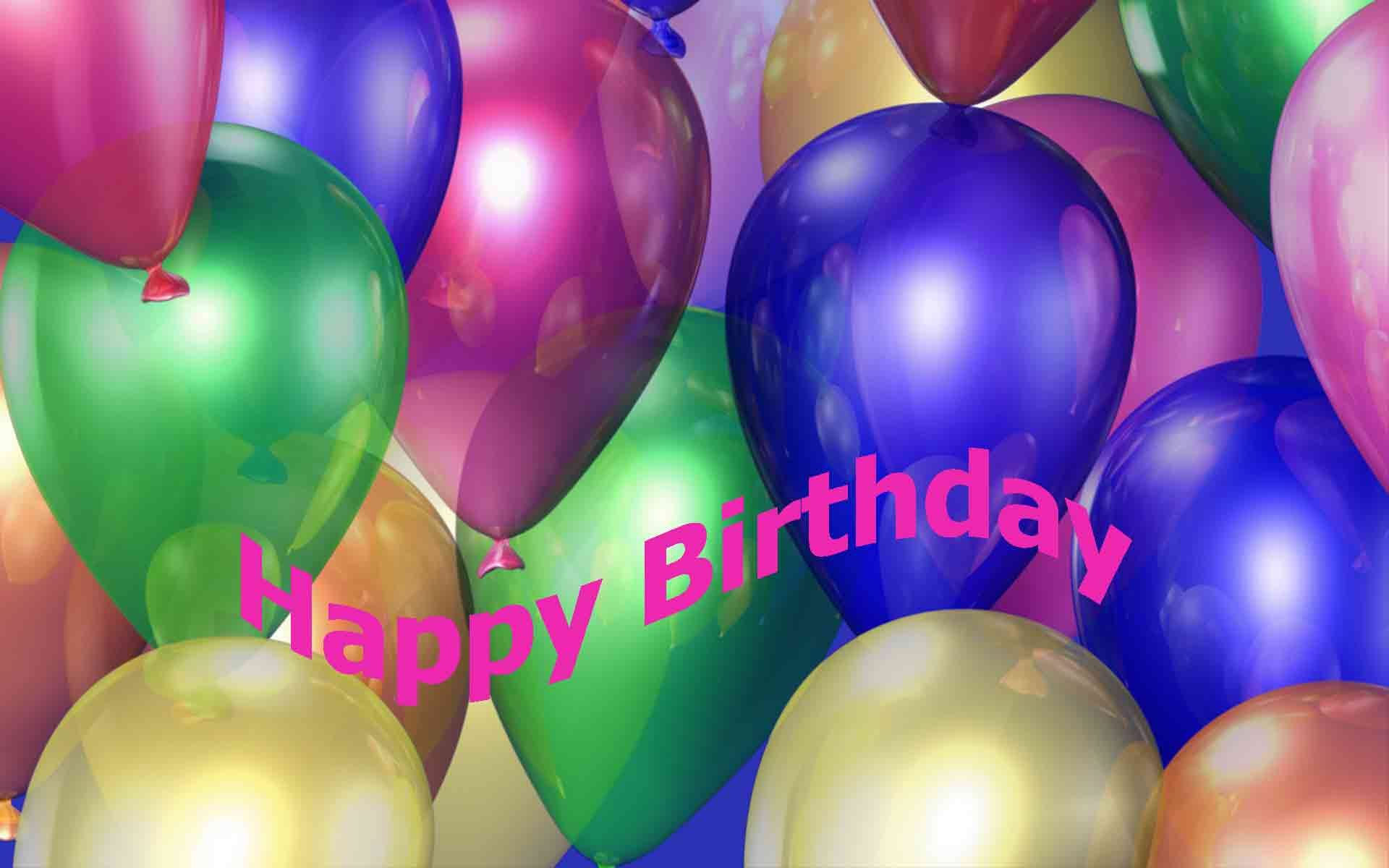 free happy birthday wallpaper for android ; happy-birthday-ballons-HD-wallpaper
