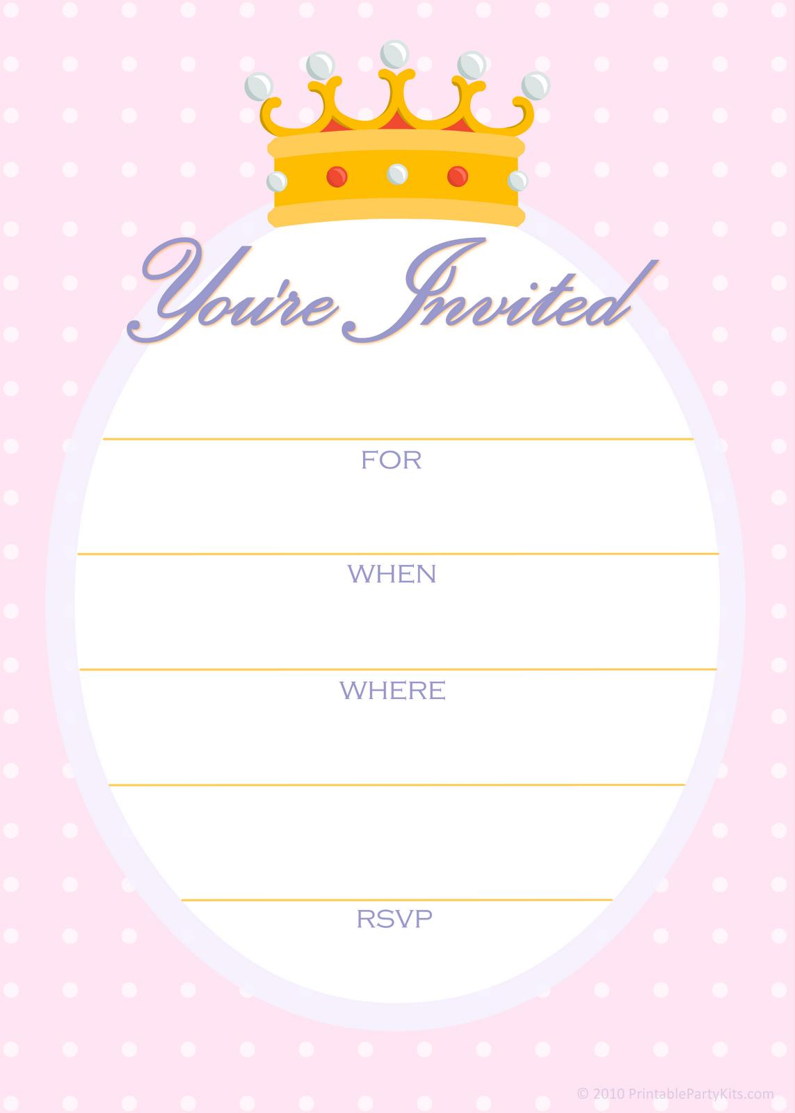 free invitation cards for birthday party ; 6f6a0918a826415370f2155fb74b060d