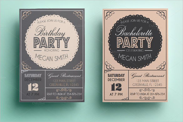 free invitation cards for birthday party ; Colourful-and-simple-Birthday-party-invitaton