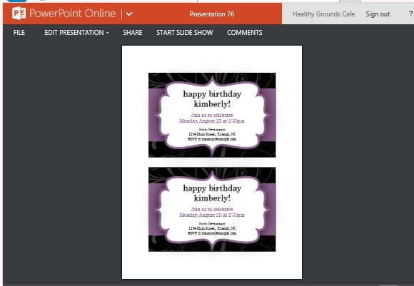 free powerpoint birthday invitation templates ; Get-the-Party-Started-With-These-Printer-Friendly-Templates
